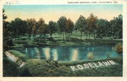 ROSELAWN MEMORIAL PARK LITTLE ROCK - Little Rock