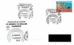SPAIN. POSTMARK ALMERIA 2019 - España