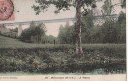 MONTREVAULT. - Le Viaduc - Montrevault
