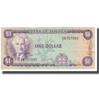 Billet, Jamaica, 1 Dollar, L.1960, KM:59a, TTB - Jamaique