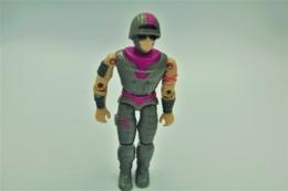 Vintage ACTION FIGURE THE CORPS : CYBOR TROOPER [International Security Force]-Original LANARD 1990 - No Hasbro - GI JOE - Action Man
