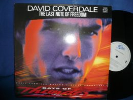 David Coverdale Maxi 45t The Last Note Of Freedom - Filmmusik