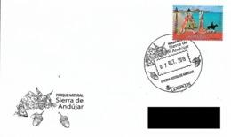 SPAIN. POSTMARK NATURAL PARK SIERRA DE ANDUJAR. 2019 - España