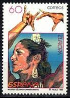 España. Spain. 1996. EUROPA. Carmen Amaya - Europa-CEPT