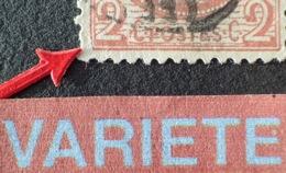 R1917/319 - CERES N°51 - CàD De NANTES Du 20 DECEMBRE 1872 - VARIETE ➤➤➤ Coin S/O Biseauté (retouche) - 1871-1875 Ceres