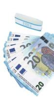 Billets 20 Euros X 1 Movie Money Pour Film,clip Vidéo, Jeu - EURO