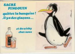 "ALEXANDRE  "" Sacré Pingouin....."" Série 966/4 - Alexandre"