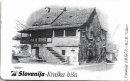 Slovenia - Impulz - Kraška Hiša, 07.05.1997, 100Units, 5.000ex, Used - Slowenien