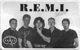 Slovenia - Impulz - R.E.M.I Band 1, 11.08.1998, 25Units, 2.000ex, Used - Slovenië
