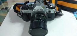 APPAREIL PHOTO ANCIEN CANON A E-1-PROGRAM - Cameras