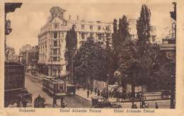 ROUMANIE Romania - BUCAREST Bukarest - HOTEL ATHENEE PALACE - CPA - Rumänien Roemenië România Rumania - Roumanie