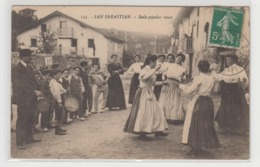 AB091 - ESPAGNE - SAN SEBASTIAN - Baile Popular Vasco - Guipúzcoa (San Sebastián)