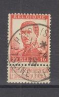 COB 123 Oblitération Centrale LE HAVRE - 1912 Pellens