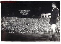 GIUSEPPE LUGO TENORE OPERA ARENA VERONA CAVARADOSSI STACIONE LIRICA 1937 MONTAGE PHOTO SURREALISME ITALIA - Cantanti E Musicisti