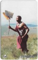 Swaziland - Swazitelecom - Mail Runner Services, Chip Solaic 03, 10E, Exp.03.2001, Used - Swaziland
