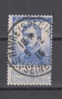 COB 125 Oblitération Centrale LE HAVRE - 1912 Pellens