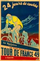 @@@ MAGNET - 1949 Tour De France - Advertising