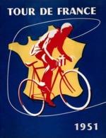 @@@ MAGNET - 1951 Tour De France - Advertising