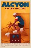 @@@ MAGNET - Alcyon Cycles-Motos - Advertising