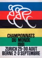 @@@ MAGNET - Championnats Du Monde 1961, Cycle Race - Advertising