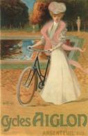 @@@ MAGNET - Cycles Aiglon - Advertising
