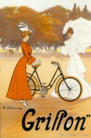 @@@ MAGNET - Cycles Griffon - Advertising
