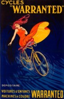 @@@ MAGNET - Cycles Warranted - Advertising
