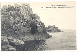 TOUTE LA BRETAGNE .1354. PERROS-GUIREC . ROCHERS DE PLOUMANAC'H . CARTE NON ECRITE - Perros-Guirec