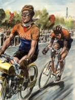 @@@ MAGNET - Cycling Race - Advertising