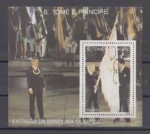 Olympics 1992 - History - SAO TOME - S/S MNH - Summer 1992: Barcelona