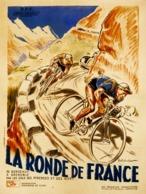 @@@ MAGNET - La Ronde De France, Cycle Race - Advertising