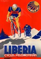 @@@ MAGNET - Liberia Bicycle - Advertising