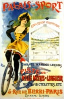 @@@ MAGNET - Palais-Sport Cycling - Advertising