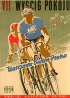 @@@ MAGNET - Peace Race - Berlin Prague Warsaw, Bicycle Race - Advertising