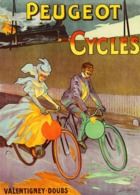 @@@ MAGNET - Peugeot Cycles - Advertising