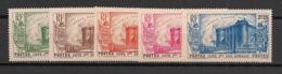 Côte Des Somalis - 1939 - N°Yv. 172 à 176 - Révolution - Série Complète - Neuf Luxe ** / MNH / Postfrisch - Neufs