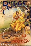 @@@ MAGNET - Rudge La Deese, Bicycle - Advertising