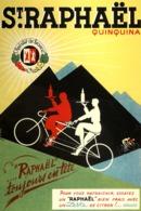 @@@ MAGNET - St Raphael Bicycle - Advertising