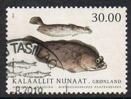 2019 -GROENLANDIA / GREENLAND - PESCI / FISHES. USATO / USED - Greenland
