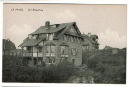 La Panne - Les Alouettes - Superbe ! Photo Bruere - 2 Scans - De Panne