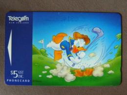 NEW ZELAND  GPT Card  DISNEY - Disney