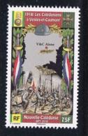 1.- NEW CALEDONIE 2018 END OF FIRST WORLD WAR 1918 - Neukaledonien