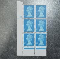 GB STAMPS 4p Cylinder Block 1981     MNH    ~~L@@K~~ - Nuovi