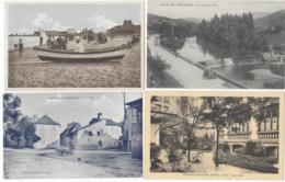 Lot De 400 CPA/CPSM France/Etranger/Fantaisie...Types Drouilles - 100 - 499 Cartes