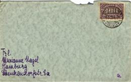 Deutsches Reich - Umschlag Echt Gelaufen / Cover Used (A852) - Deutschland