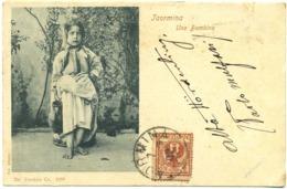 13053 - Taormina - Una Bambina - Messina