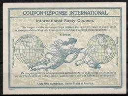 ETATS UNIS / USA Rome Type Ro2 International Reply Coupon Reponse Antwortschein IAS IRC mint ** - Sin Clasificación