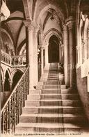13504121 La_Bussiere-sur-Ouche Escalier De L'Abbaye La_Bussiere-sur-Ouche - Francia