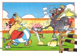Astérix Obélix équitation - Comics