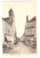 45 - CHÂTILLON-sur-LOIRE - Temple Et Rue Franche - Chatillon Sur Loire